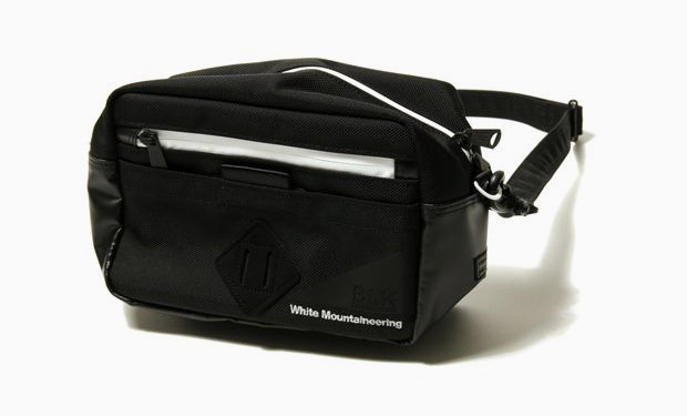 White Mountaineering Black x Porter 2009 Spring/Summer Bag Collection