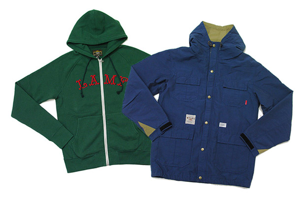 WTAPS 1st LAMF Collection - March Releases