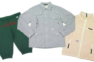 WTAPS 1st LAMF Collection March Releases
