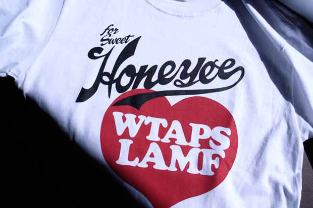 "WTAPS x Honeyee.com ""Sweet Honeyee"" Tee"