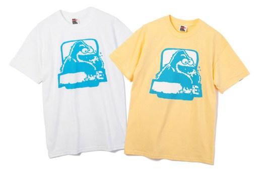 XLarge Cookie Monster Logo T-Shirt