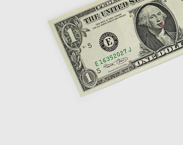 100 Dollars by atypyk
