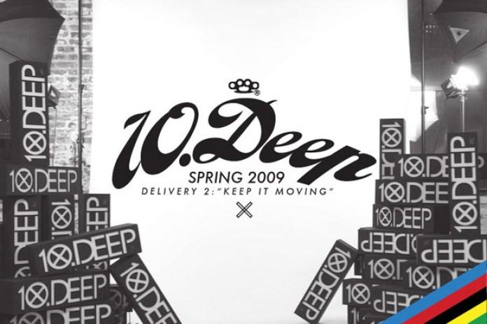"10.Deep 2009 Spring ""Nineteen Ninety-Now"" Lookbook Part 2"