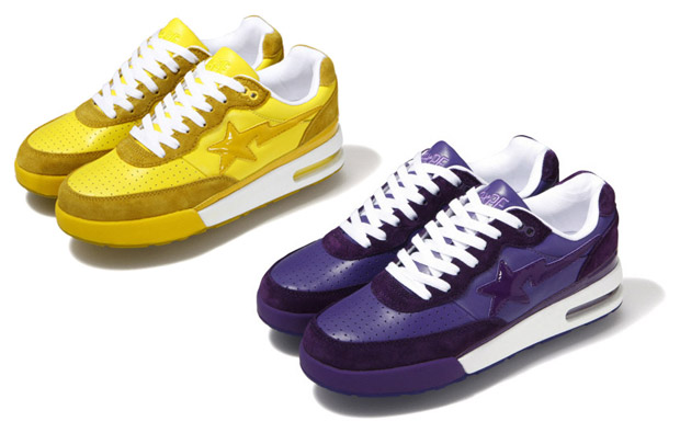 A Bathing Ape Roadsta 2009 April Colorways