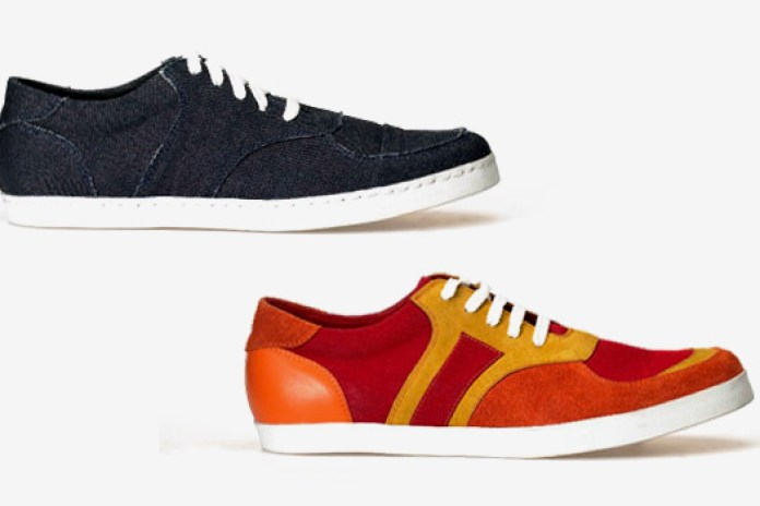Acne 2009 Spring/Summer Footwear Collection
