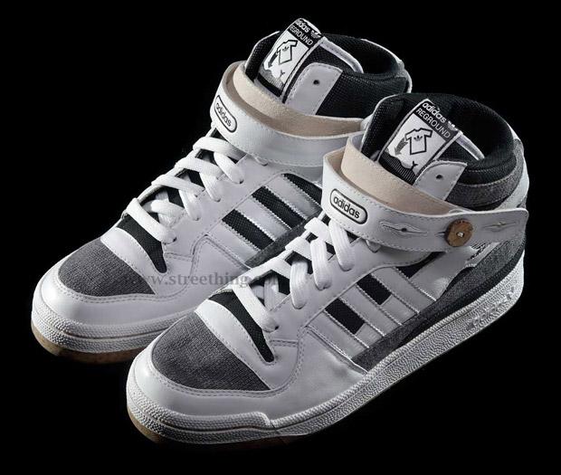adidas Originals Grün Forum Mid
