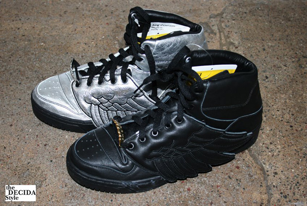 adidas Originals by Originals Jeremy Scott 2009 Fall/Winter Preview