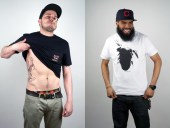 ALIFE Cut-and-Sew Organic Cotton T-Shirt Collection