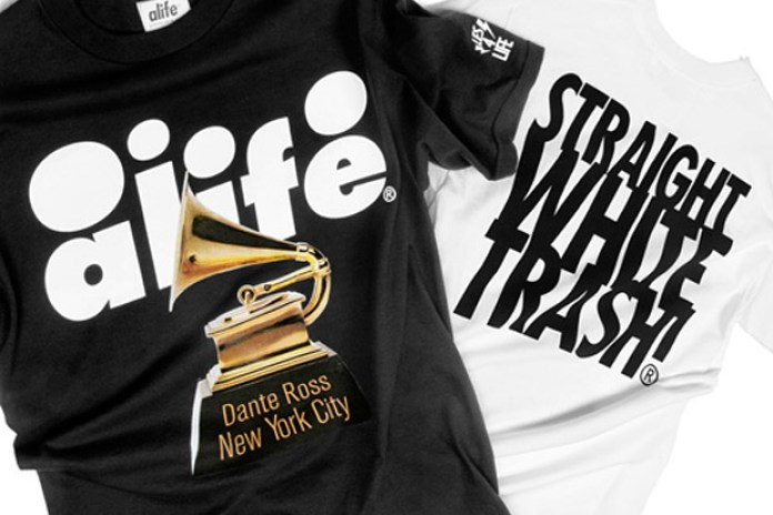 ALIFE x THE PEOPLE - Dante Ross | COPE2 | Dee & Ricky T-Shirts