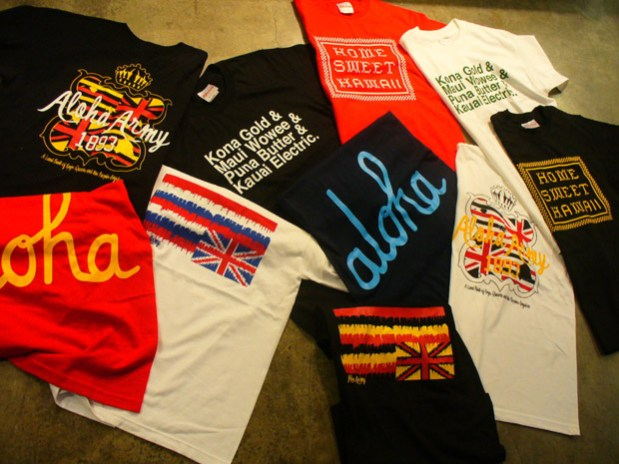 Aloha Army 2009 Spring/Summer T-Shirts