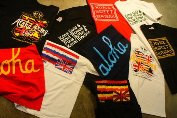Aloha Army 2009 Spring/Summer T-Shirts