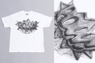 "AMBUSH x ROC STAR ""POW"" T-shirt"