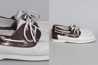 A.P.C. Boat Shoes