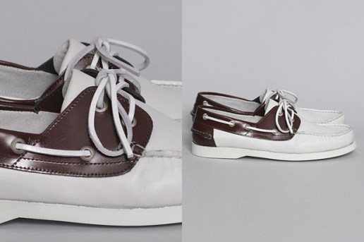 A.P.C. Boat Shoes