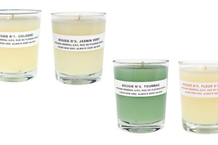 A.P.C. Candles