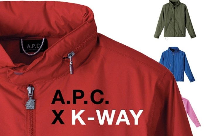 A.P.C x K-Way SS '09 Jacket