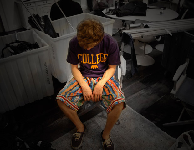"""Asher Roth x UNDRCRWN """"College Collection"""" Part 2"""
