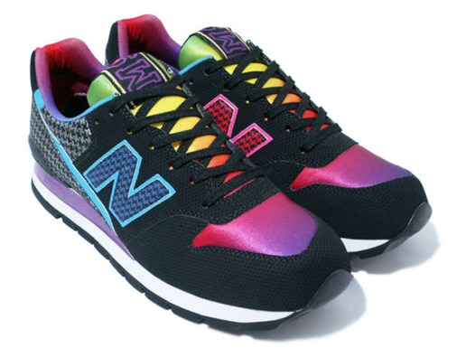 atmos x New Balance CM996 Rainbow Colorway