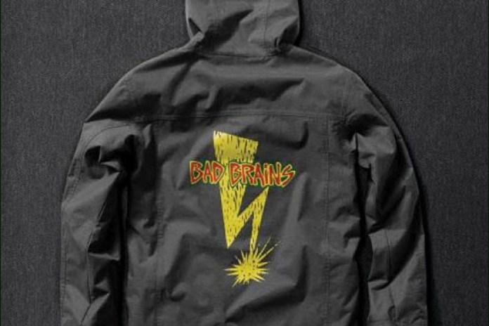 Bad Brains x Vans Snowboard Jacket Preview