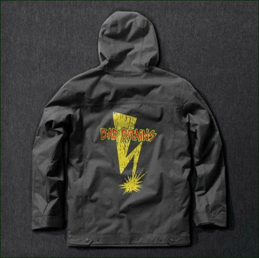 Bad Brains x Vans Snowboard Jacket Preview