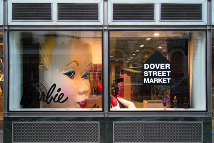 Barbie @ Dover Street Market