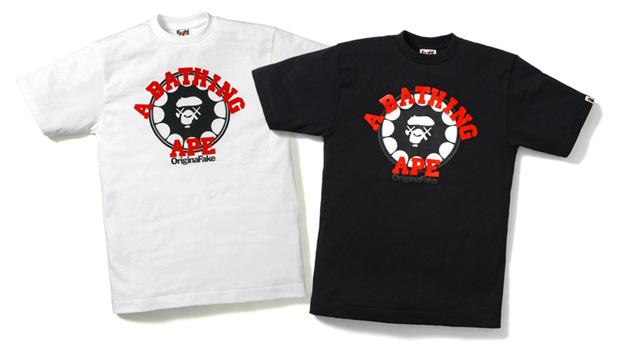 A Bathing Ape x OriginalFake 3rd Year Anniversary