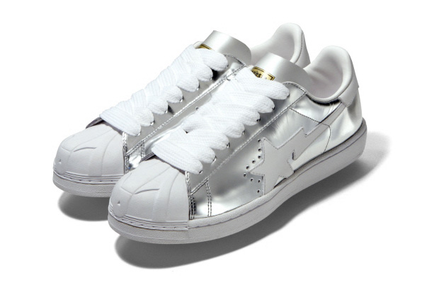A Bathing Ape Skullsta Metallic Pack