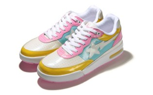 A Bathing Ape Roadsta Laminated Colorway