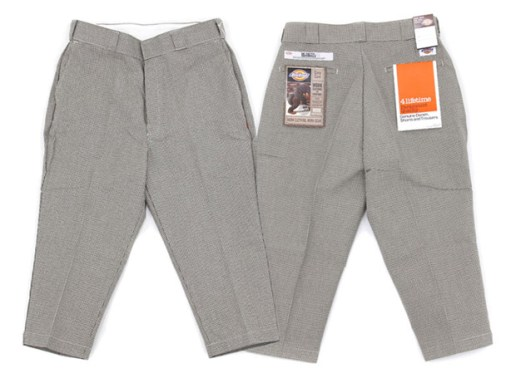 Bedwin x Dickes Glain Plaid-Tripster Pants