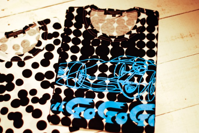 COMME des GARCONS HOMME SS '09 Tees