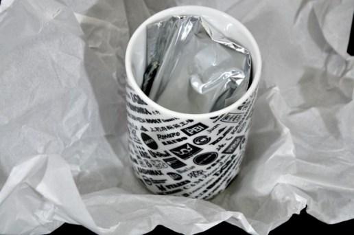 Chari & Co. NYC x Zuiko 1st Anniversary Mug