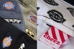 Cheez x Dickies Work Pants & Shorts