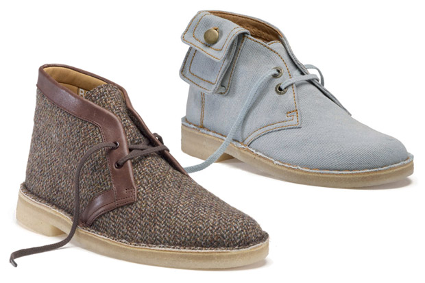 Clarks Originals | 60th Anniversary of the Desert Boot Collection