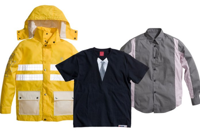 "CLOT 2009 Spring/Summer ""CLOTone"" Collection April Releases"
