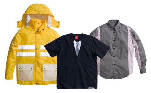 """CLOT 2009 Spring/Summer """"CLOTone"""" Collection April Releases"""