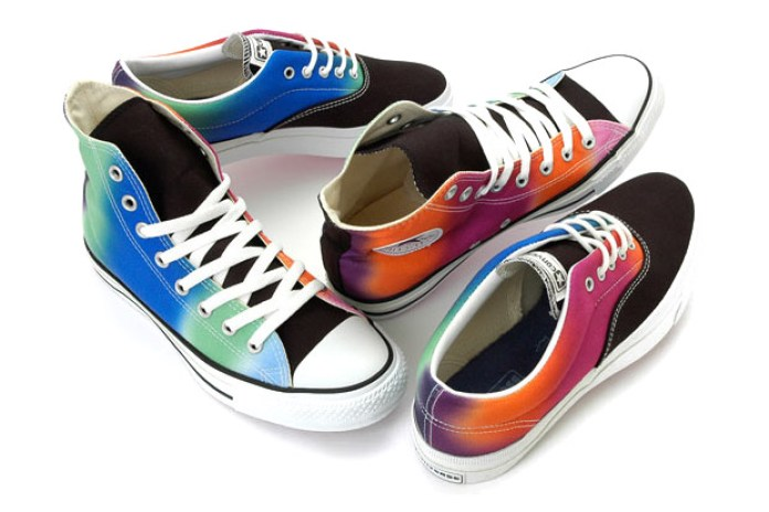 Converse All-Star Tie-Dye Collection