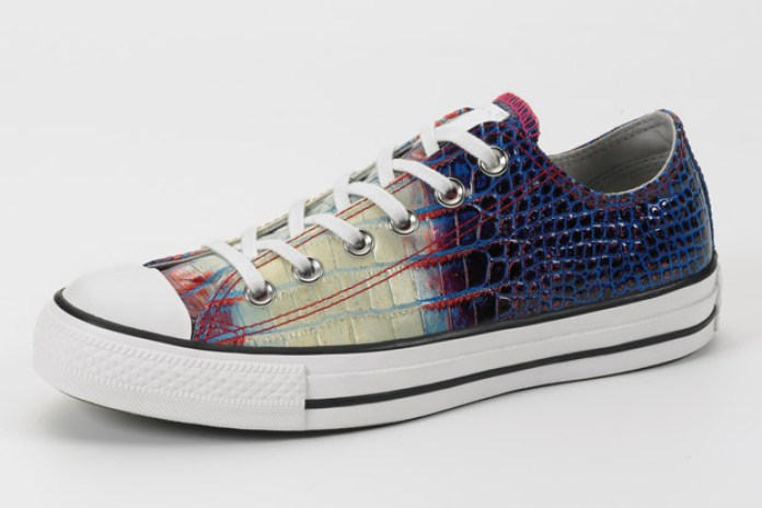 "Converse Chuck Taylor All Star ""Metallic Croc Skin"""