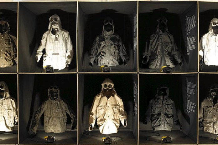 C.P. Company 1000m Goggle Jacket by Aitor Throup