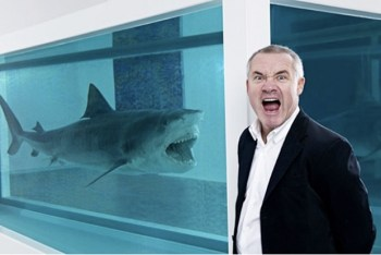 "Damien Hirst ""Requiem"" Exhibition"