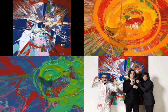 "Damien Hirst x The Hours ""See The Light"" Original Album Cover Artwork Contest"
