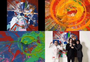 "Damien Hirst x The Hours ""See The Light"" Original Album Cover Artwork Contest"