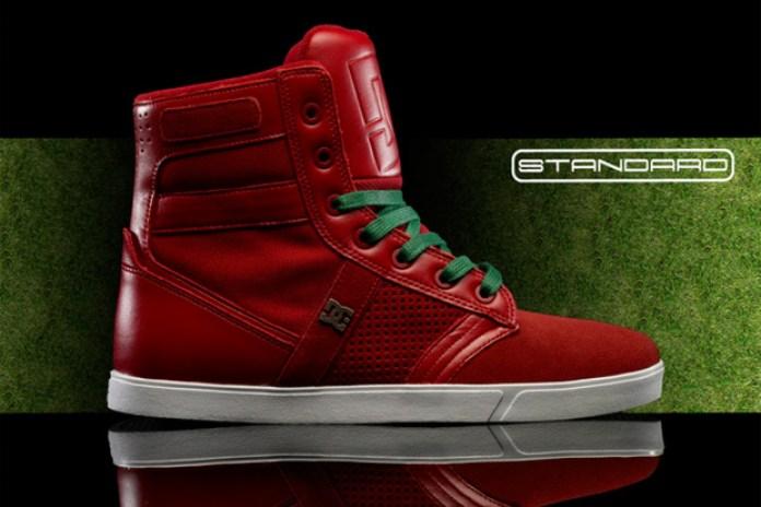 Standard x DC Shoes Admiral High