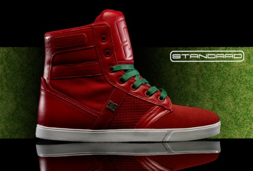 Standard x DC Shoes Admiral High