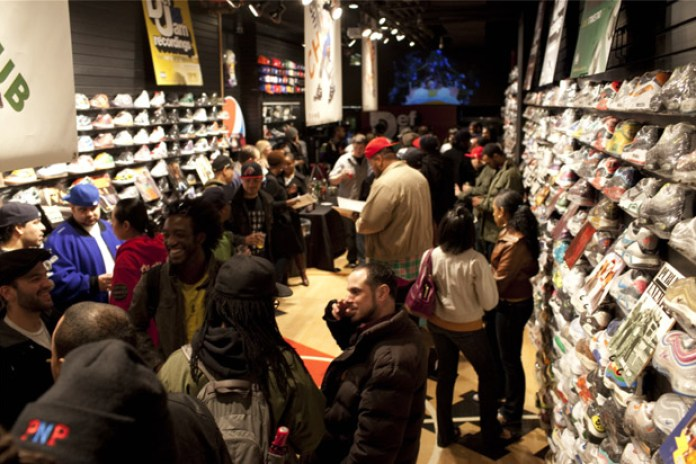 Def Jam x Flight Club 25th Anniversary Event Recap
