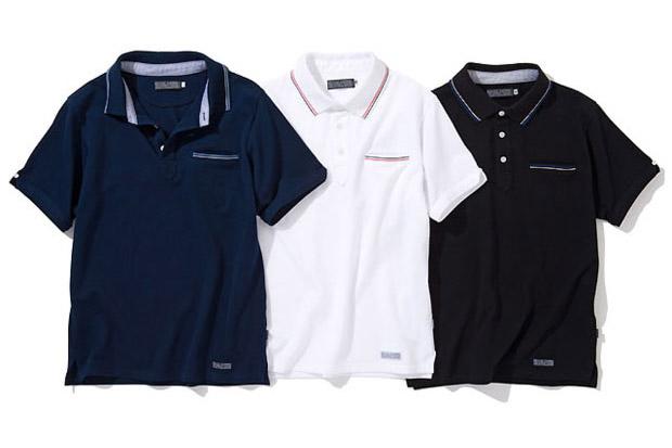 Deluxe 2009 Spring/Summer Polo & Henley Shirts