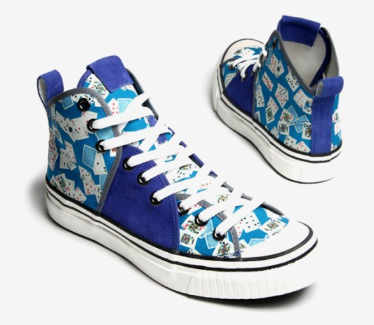 Diet Butcher Slim Skin Mid-Top Sneakers