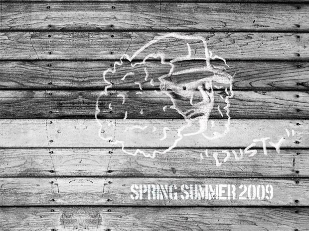 Dusty 2009 Spring/Summer Lookbook