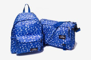 Ed Banger Records x Eastpak Bag Collection - Blue Colorway