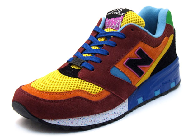 FAME City x mita sneakers x New Balance M575J