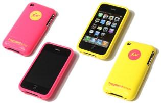 fragment design x Incase Slider Case Gloss Pink/Yellow